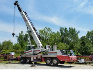 GMT - Hydraulic Truck 60 Ton