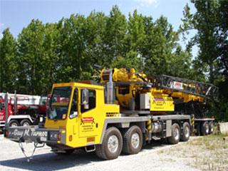 Heavy Haul and Rigging & Millwright in Rock Hill, SC | Guy M